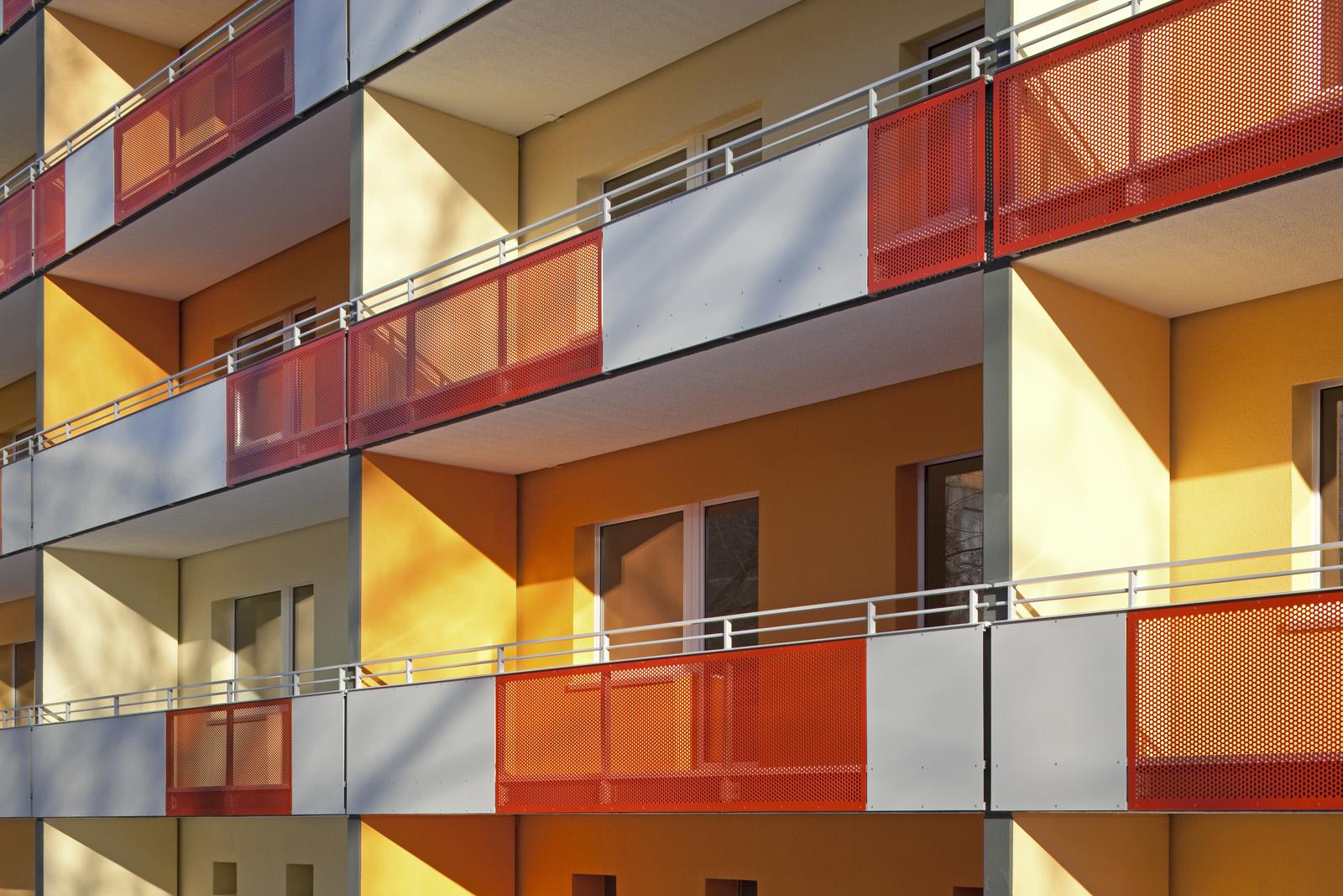 junges wohnen teterower ring berlin feddersen architekten. Black Bedroom Furniture Sets. Home Design Ideas
