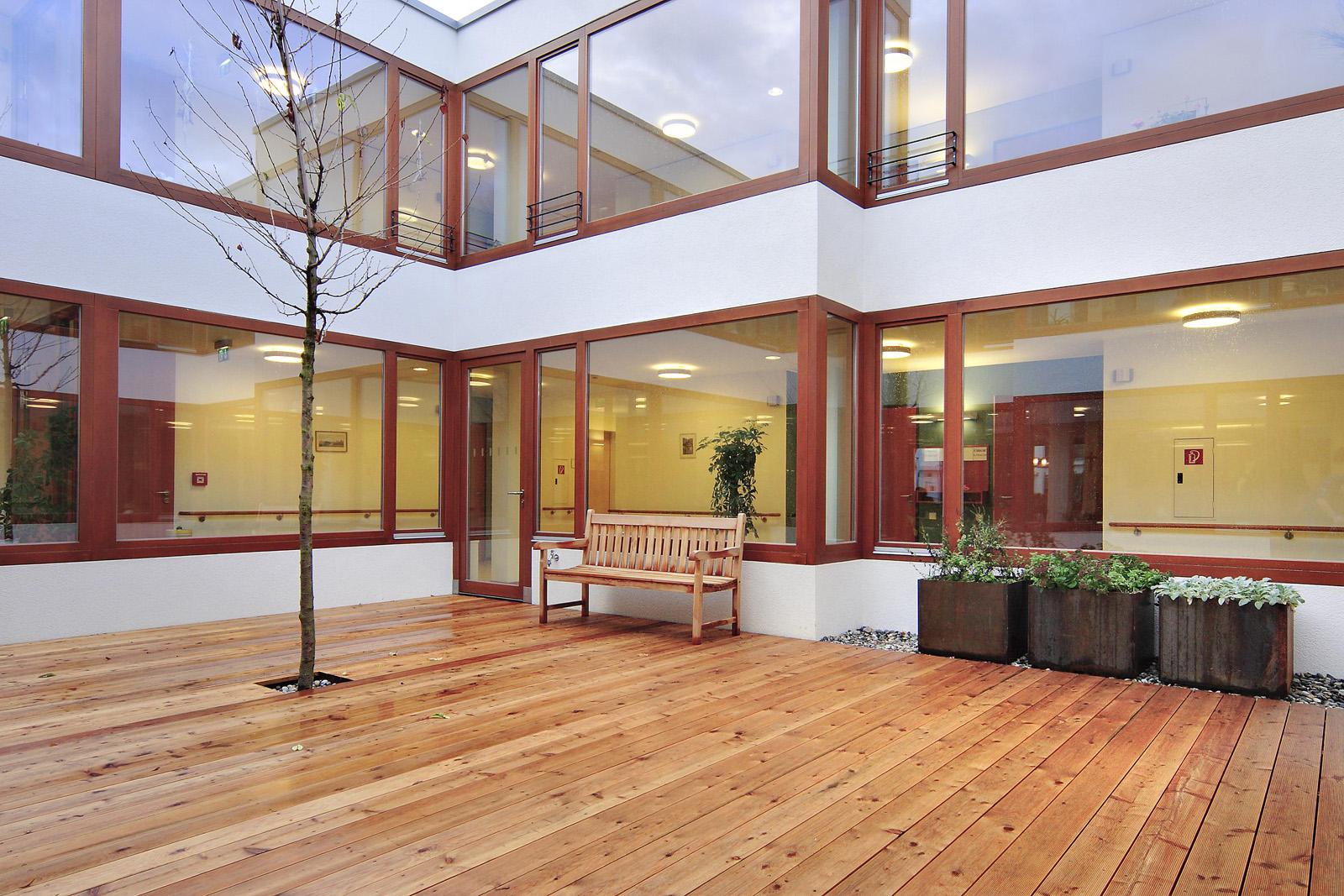 kompetenzzentrum demenz n rnberg feddersen architekten. Black Bedroom Furniture Sets. Home Design Ideas